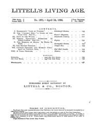 The Living Age : Volume 145, Issue 1871,... by The Living Age Company