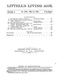 The Living Age : Volume 145, Issue 1874,... by The Living Age Company