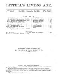 The Living Age : Volume 146, Issue 1893,... by The Living Age Company