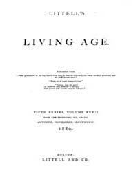 The Living Age : Volume 147, Issue 1894,... by The Living Age Company