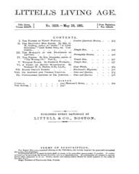 The Living Age : Volume 149, Issue 1928,... by The Living Age Company