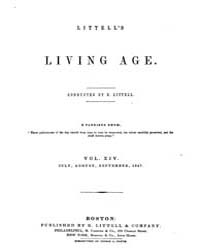 The Living Age : Volume 14, Issue 164, J... by The Living Age Company