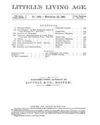 The Living Age : Volume 151, Issue 1951,... by The Living Age Company