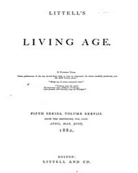 The Living Age : Volume 153, Issue 1972,... by The Living Age Company