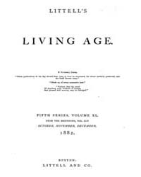 The Living Age : Volume 155, Issue 1998,... by The Living Age Company