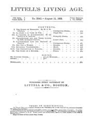 The Living Age : Volume 158, Issue 2042,... by The Living Age Company