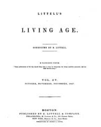 The Living Age : Volume 15, Issue 177, O... by The Living Age Company