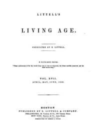 The Living Age : Volume 17, Issue 203, A... by The Living Age Company