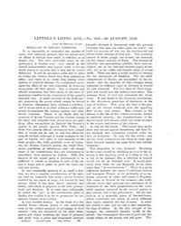 The Living Age : Volume 18, Issue 224, A... by The Living Age Company