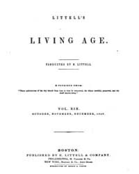 The Living Age : Volume 19, Issue 229, O... by The Living Age Company