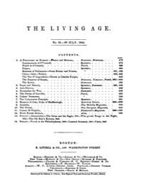 The Living Age : Volume 0001, Issue 10, ... by The Living Age Company