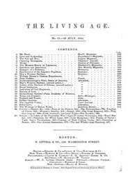 The Living Age : Volume 0001, Issue 11, ... by The Living Age Company