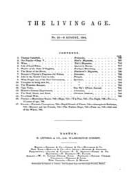 The Living Age : Volume 0001, Issue 12, ... by The Living Age Company