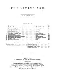 The Living Age : Volume 0001, Issue 3, J... by The Living Age Company