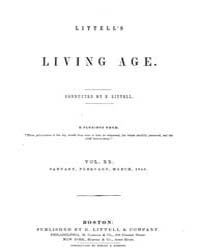 The Living Age : Volume 20, Issue 242, J... by The Living Age Company