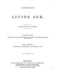 The Living Age : Volume 27, Issue 333, O... by The Living Age Company