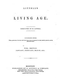The Living Age : Volume 28, Issue 346, J... by The Living Age Company