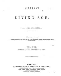 The Living Age : Volume 30, Issue 372, J... by The Living Age Company