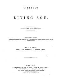 The Living Age : Volume 32, Issue 398, J... by The Living Age Company
