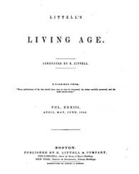The Living Age : Volume 33, Issue 411, A... by The Living Age Company