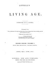 The Living Age : Volume 37, Issue 463, A... by The Living Age Company