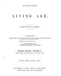 The Living Age : Volume 41, Issue 515, A... by The Living Age Company