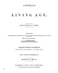 The Living Age : Volume 42, Issue 528, J... by The Living Age Company