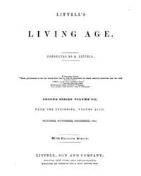 The Living Age : Volume 43, Issue 541, O... by The Living Age Company