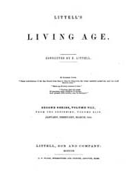 The Living Age : Volume 44, Issue 554, J... by The Living Age Company