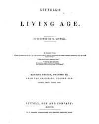 The Living Age : Volume 45, Issue 567, A... by The Living Age Company