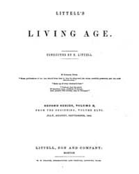 The Living Age : Volume 46, Issue 580, J... by The Living Age Company