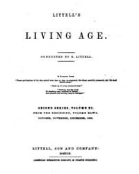 The Living Age : Volume 47, Issue 593, O... by The Living Age Company