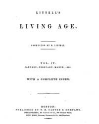 The Living Age : Volume 4, Issue 34, Jan... by The Living Age Company