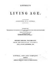 The Living Age : Volume 50, Issue 632, J... by The Living Age Company