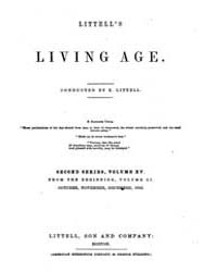 The Living Age : Volume 51, Issue 645, O... by The Living Age Company