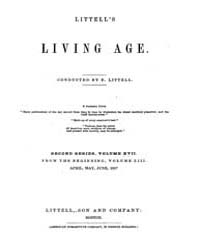The Living Age : Volume 53, Issue 671, A... by The Living Age Company