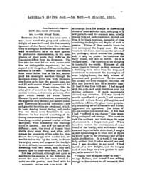 The Living Age : Volume 54, Issue 689, A... by The Living Age Company