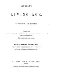The Living Age : Volume 55, Issue 697, O... by The Living Age Company