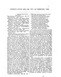 The Living Age : Volume 56, Issue 717, F... by The Living Age Company