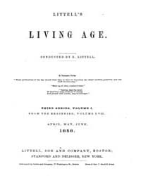 The Living Age : Volume 57, Issue 723, A... by The Living Age Company