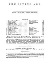 The Living Age : Volume 58, Issue 737, J... by The Living Age Company