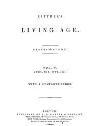 The Living Age : Volume 5, Issue 47, Apr... by The Living Age Company