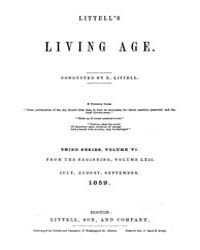 The Living Age : Volume 62, Issue 788, J... by The Living Age Company