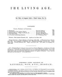 The Living Age : Volume 62, Issue 793, A... by The Living Age Company
