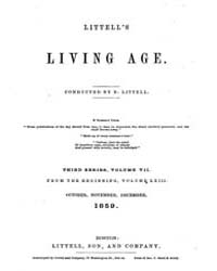 The Living Age : Volume 63, Issue 801, O... by The Living Age Company