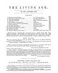 The Living Age : Volume 63, Issue 805, O... by The Living Age Company