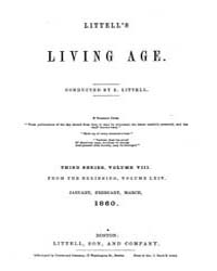 The Living Age : Volume 64, Issue 814, J... by The Living Age Company