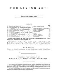 The Living Age : Volume 64, Issue 815, J... by The Living Age Company