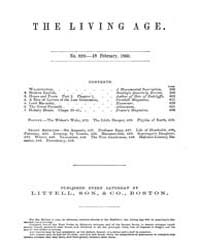 The Living Age : Volume 64, Issue 820, F... by The Living Age Company