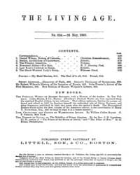 The Living Age : Volume 65, Issue 834, M... by The Living Age Company